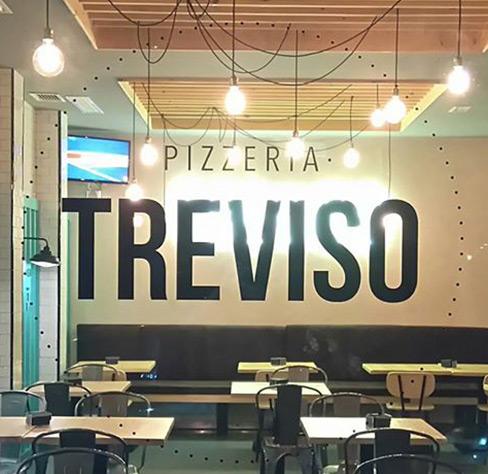 Diseño de interiorismo Treviso