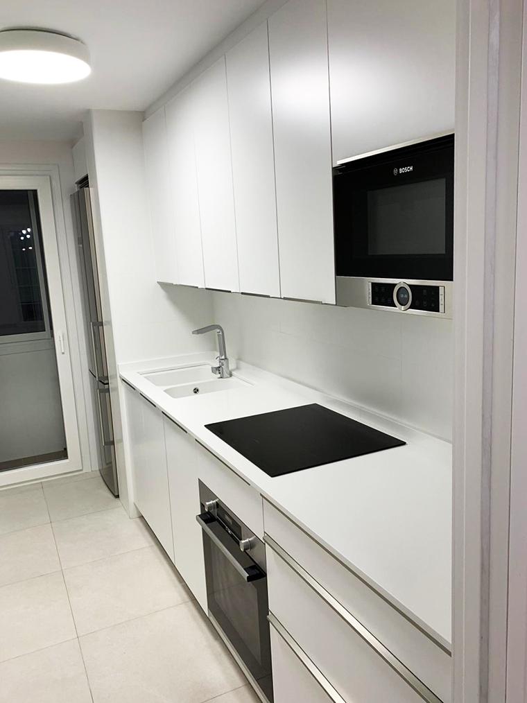Reforma vivienda nueva San Anton
